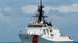 """Tàu Hải quân Mỹ """"lượn"""" qua Eo biển Đài Loan, chọc giận Trung Quốc"""