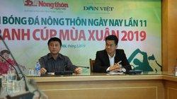Giải bóng đá NTNN/Dân Việt lần thứ 11: Sân chơi của người làm báo