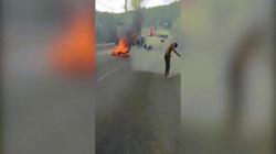 Hai thành viên băng đảng Guatemala bị dân thiêu sống vì lộng hành trên phố