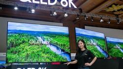 """Samsung trình làng dòng TV QLED 2019 và """"The Frame"""""""