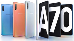 Galaxy A70 ra mắt với nhiều tính năng khủng sẽ khiến các đối thủ 'tắt điện'?