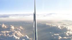 Cận cảnh tòa tháp 200 tầng, cao hơn 1.000m ở Saudi Arabia