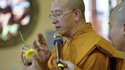 Đề xuất đình chỉ các chức vụ trong giáo hội của trụ trì chùa Ba Vàng