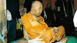 Kinh ngạc xác ướp Lạt Ma gần trăm tuổi bất ngờ hồi sinh