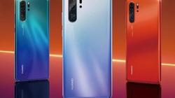 """Huawei P30 Pro chính thức trình làng với cụm 4 camera """"đỉnh"""""""
