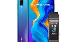 Huawei P30 Lite âm thầm ra mắt với 3 camera, chip Kirin 710