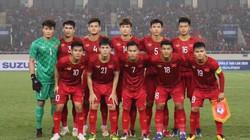 """U23 Việt Nam xếp """"mâm trên"""" cả U23 Nhật Bản lẫn U23 Hàn Quốc"""