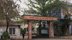 Diễn biến mới vụ hơn 500 học sinh Quảng Ninh đồng loạt nghỉ học