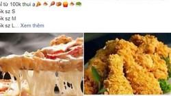 Bán đồ ăn tự làm qua Facebook có phải đóng thuế?