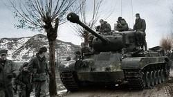 Trận xe tăng hạng nặng Mỹ lần đầu đấu hỏa lực huyền thoại T-34 Triều Tiên