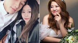 Gái xinh Trung Quốc bị bạn trai hot boy vỗ béo lên 1 tạ