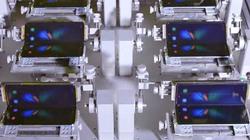 Galaxy Fold có thể gập 100 lần/ngày trong suốt… 5 năm