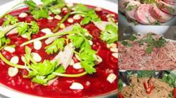 Thịt lợn an toàn: Nên hay không ăn tiết canh, thịt tái và nem chua?