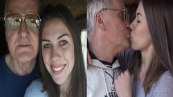 Cô gái 21 tuổi say mê bạn trai 74 tuổi gây xôn xao