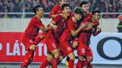 Có HLV Park Hang-seo, bóng đá Việt Nam bất bại tại Đông Nam Á