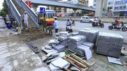 Sau lùm xùm, Hà Nội sắp lát vỉa hơn 100 tuyến phố bằng đá tự nhiên?