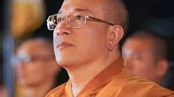 Thực hiện sám hối Đại tăng: Thầy Thích Trúc Thái Minh phải làm những gì?
