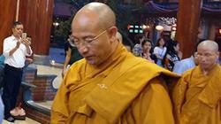 Đại đức Thích Đạo Hiển: Chưa đặt vấn đề thay đổi trụ trì chùa Ba Vàng