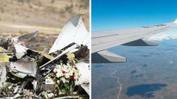 Khoảnh khắc cuối của máy bay Boeing 737 rơi 157 người chết