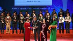 Tập đoàn Mường Thanh nhận 5 giải thưởng tại giải thưởng doanh nghiệp tiêu biểu năm 2018