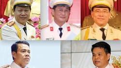 Infographic: Chân dung 5 Giám đốc Công an tỉnh vừa được bổ nhiệm