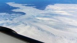 Điều bất thường trên sông băng to nhất Greeenland, cảnh báo thảm họa với thế giới