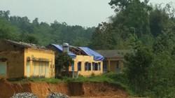 Hơn 420 ngôi nhà bị tốc mái do giông lốc ở Bắc Kạn