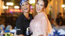 Ảnh: Hoa hậu H'Hen Niê tắt đèn vẫn đẹp rạng rỡ trong Giờ Trái đất