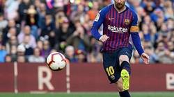 """Lập cú đúp giúp Barca chiến thắng, Messi có ngay """"hat-trick"""" kỷ lục"""