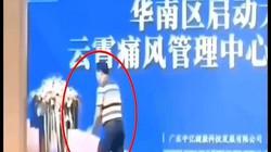 TQ: Đang nói về cách sống lâu, chủ tịch công ty thuốc chết gục giữa sân khấu