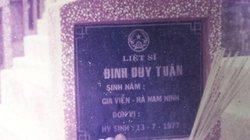 """Kỳ lạ hai gia đình """"khóc"""" chung một mộ ở Ninh Bình"""