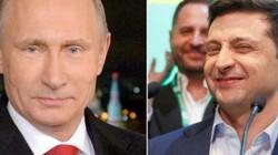 Lần đầu tiên trong 6 năm, Putin làm điều bất ngờ này với Tổng thống Ukraine
