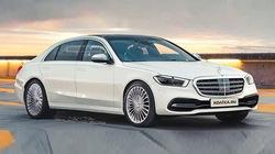 Mercedes-Benz S-Class 2020 lộ thêm nhiều thay đổi đáng giá ở thiết kế và công nghệ