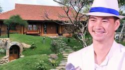 """Lộ diện biệt thự sân vườn siêu hoành tráng của Xuân Bắc, """"đại gia"""" ngầm của showbiz Việt"""