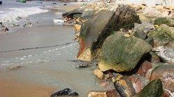 Vì sao nước đen ngòm, bốc mùi hôi thối nồng nặc xả ra biển Quy Nhơn?