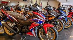 2020 Honda RS150R V2 chính thức về đại lý, thêm tùy chọn màu mới