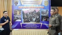 """Thái Lan: bố ráp hộp đêm """"chui"""" của người Việt Nam ở Bangkok, bắt giữ gần 100 đối tượng"""