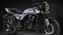 Honda có thể hồi sinh huyền thoại CB900F, cạnh tranh Kawasaki Z900RS
