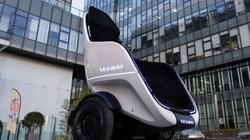 Segway S-Pod - Phương tiện di chuyển cá nhân độc đáo cho người cá tính