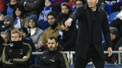Real đại thắng để đuổi kịp Barca,HLV Zidane nói gì?
