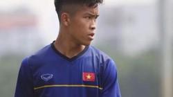 """""""Cánh chim lạ"""" mang áo số 10 ở U23 Việt Nam là ai?"""