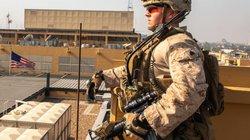 Nhiều tên lửa, đạn cối bắn về phía căn cứ quân sự, đại sứ quán Mỹ ở Iraq