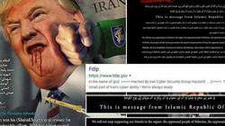 Tin tặc Iran tấn công Mỹ, chính quyền Trump bắt đầu nếm trái đắng