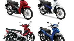 Chi tiết xe số 2020 Honda Wave 110i tiết kiệm xăng chỉ 60 km/lít