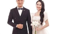 Bạn gái cũ Tiến Linh mặc váy cưới bên chồng sắp cưới, xác nhận chia tay tiền đạo Hải Dương