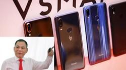 Doanh số bán điện thoại của tỷ phú Phạm Nhật Vượng bất ngờ tăng ở mức kỷ lục