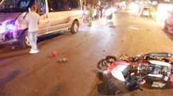 Đà Lạt: Sau tại nạn liên hoàn, hai người đàn ông thương vong
