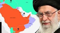 Bản đồ hé lộ đồng minh và kẻ thù của Iran ở Trung Đông