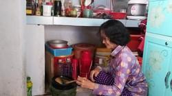Quảng Nam: Hoàn cảnh bi đát của cụ bà sống trong ngôi nhà 7m2
