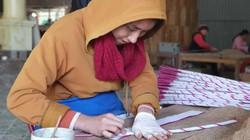 Nghệ An: Buồn quá, giữa mùa làm hàng Tết, làng nghề lại đìu hiu